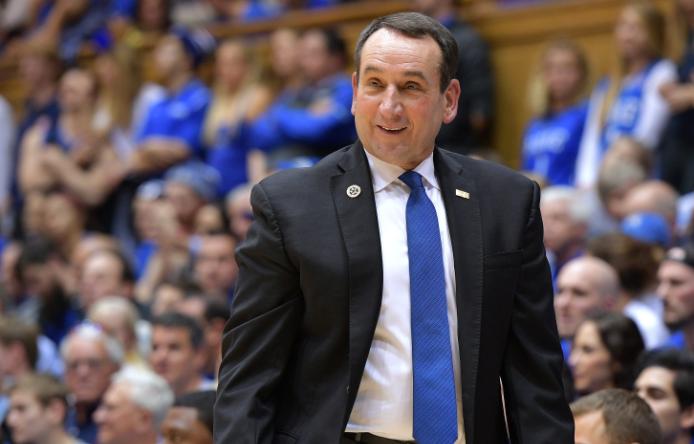 Duke's Krzyzewski to coach last season in 2021-22