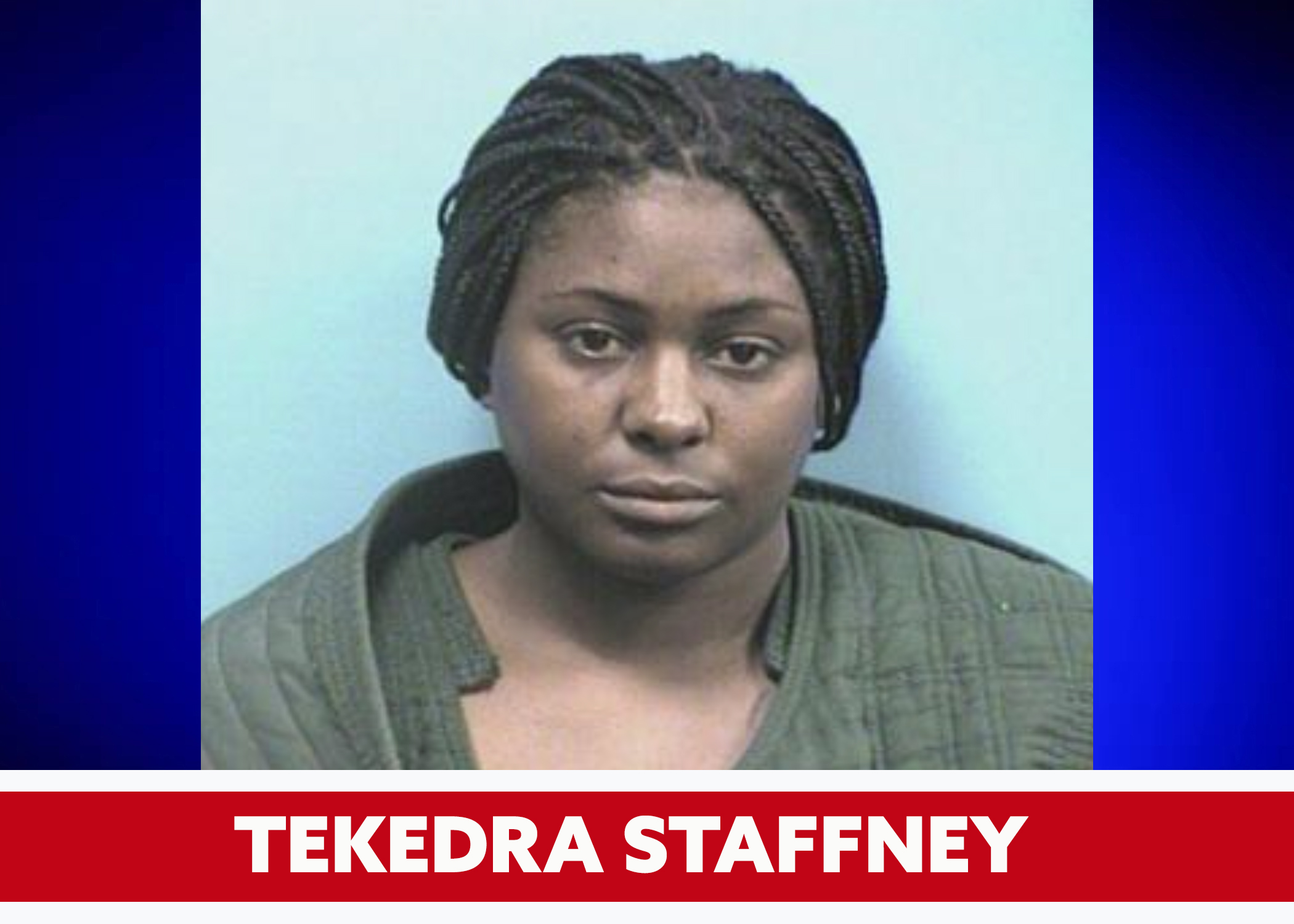 Woman charged with killing man in front of their daughter
