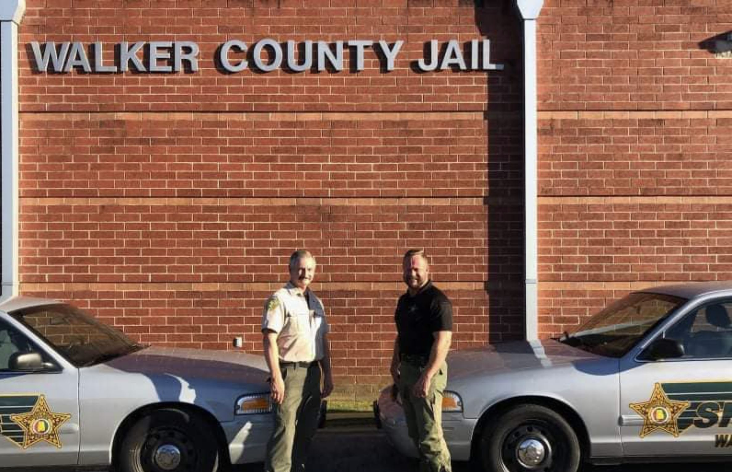 Trussville PD donates old cars to Walker County Sheriff's Office