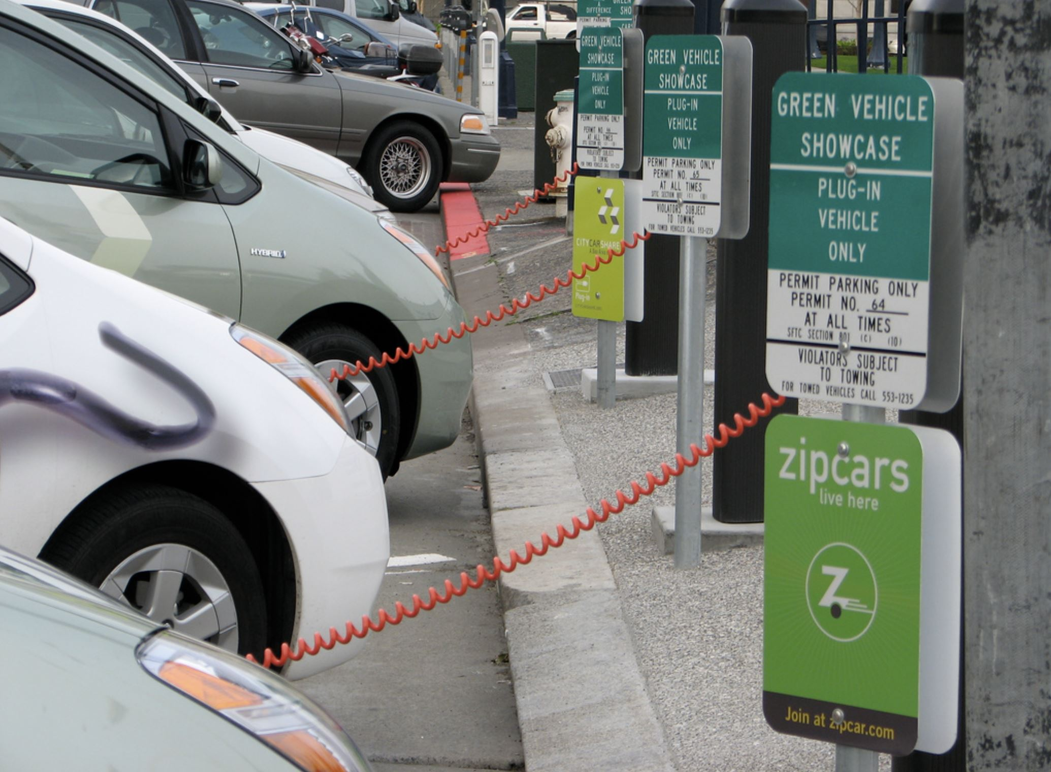 Electric vehicle stations to be installed in Jefferson, St. Clair and other counties