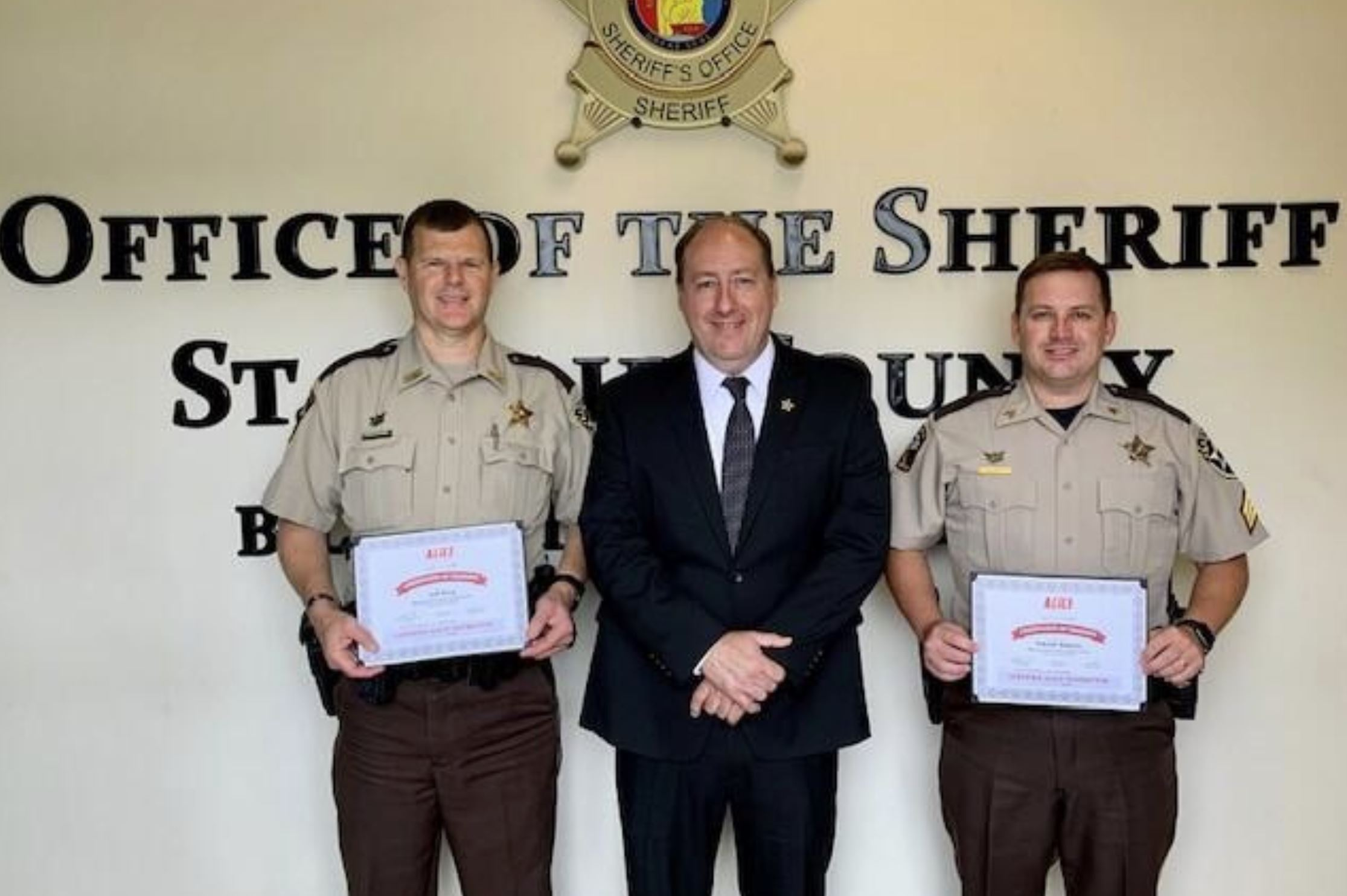 St. Clair County Sheriff's deputies trained to teach active shooter course