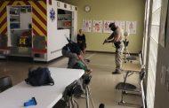 PHOTOS: Trussville PD participates in 'Active Killer Training' at Hewitt-Trussville High School