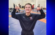 MONSTER ON THE MAT: Moody's Cory Land reaches silver in World Championship