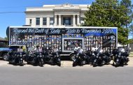 End of Watch Ride to Remember to visit Moody Police Department