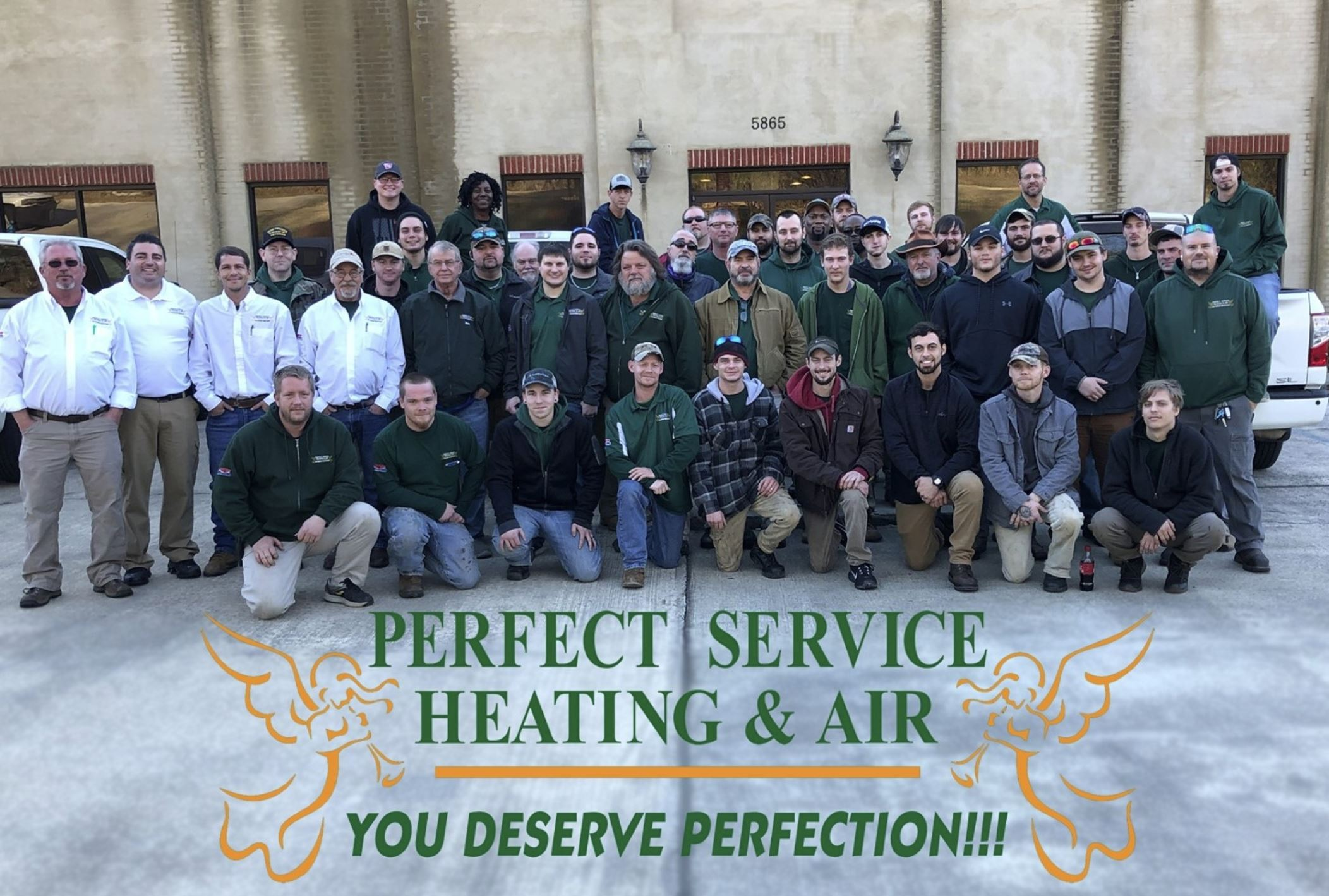 New heating and air business opens in Clay