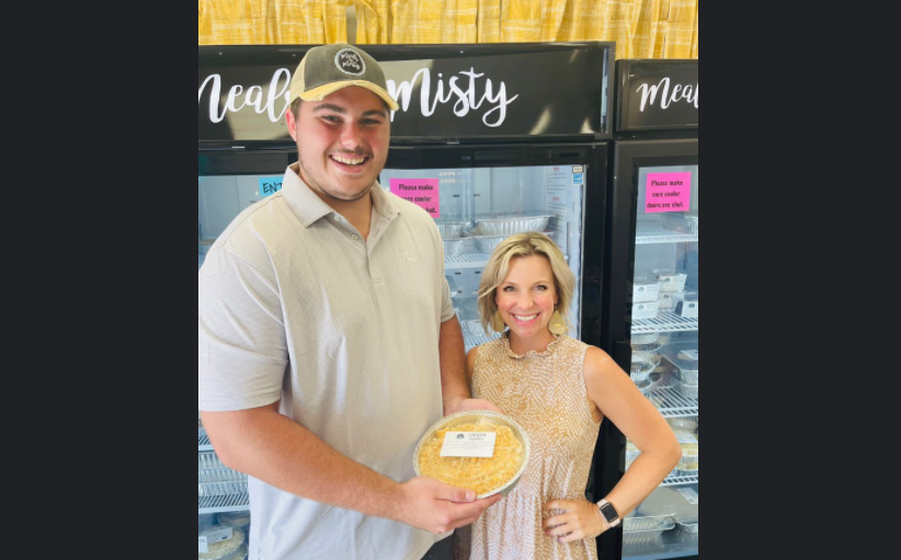 Alabama lineman Pierce Quick announces partnership with Meals by Misty