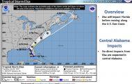 Tropical Storm Elsa nearing hurricane strength