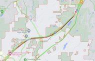 Traffic backed up on I-59 after crash in Argo