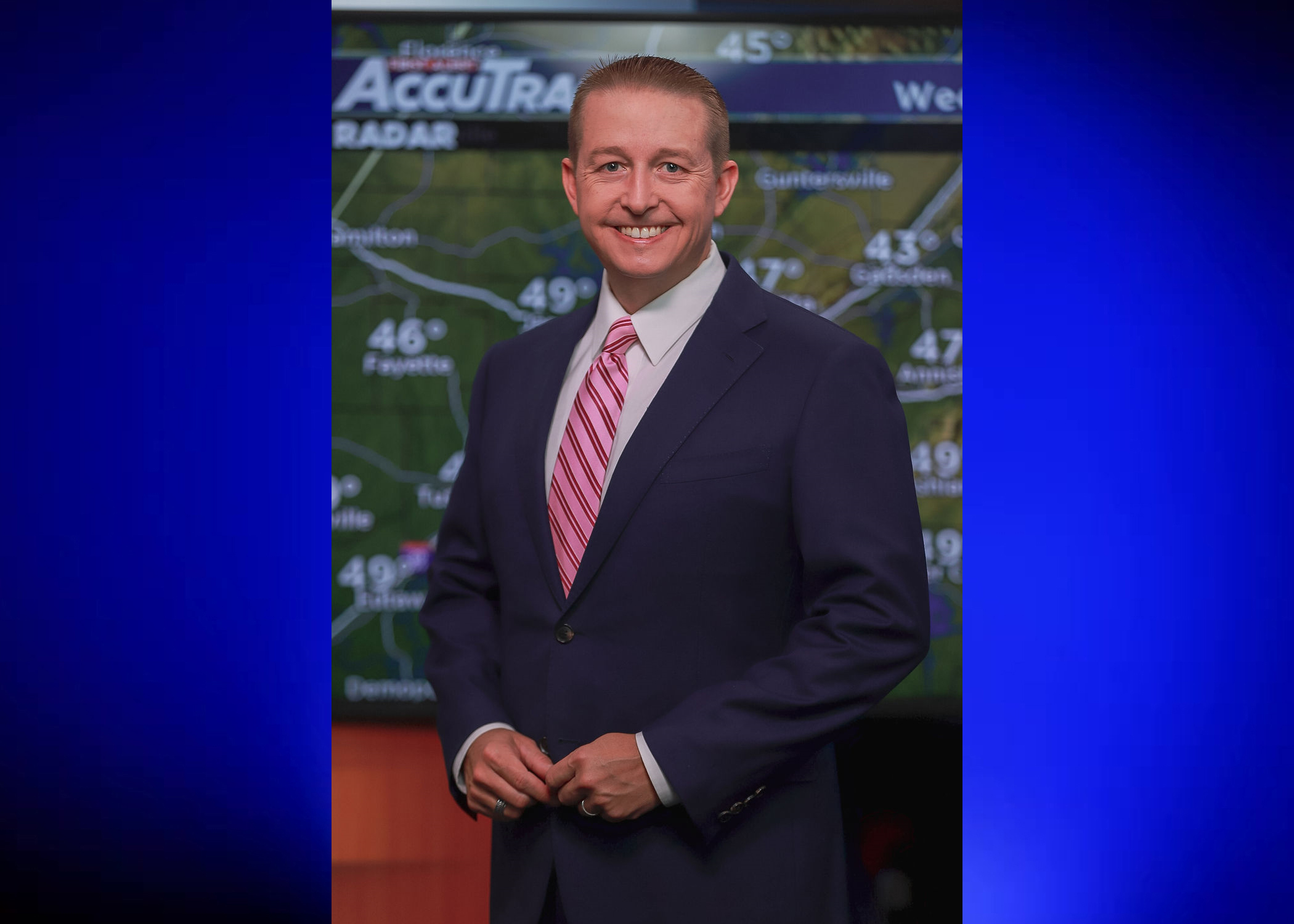 WBRC names new Chief Meteorologist as JP Dice prepares to exit
