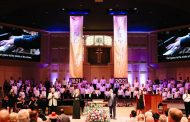 First Baptist Church Trussville encouraging social distancing and masking