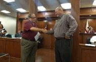 Leeds Council presents $5,000 to LHS football program, appoints first black judge