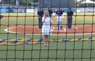 VIDEO: Trussville teen performs national anthem at Minor League baseball game