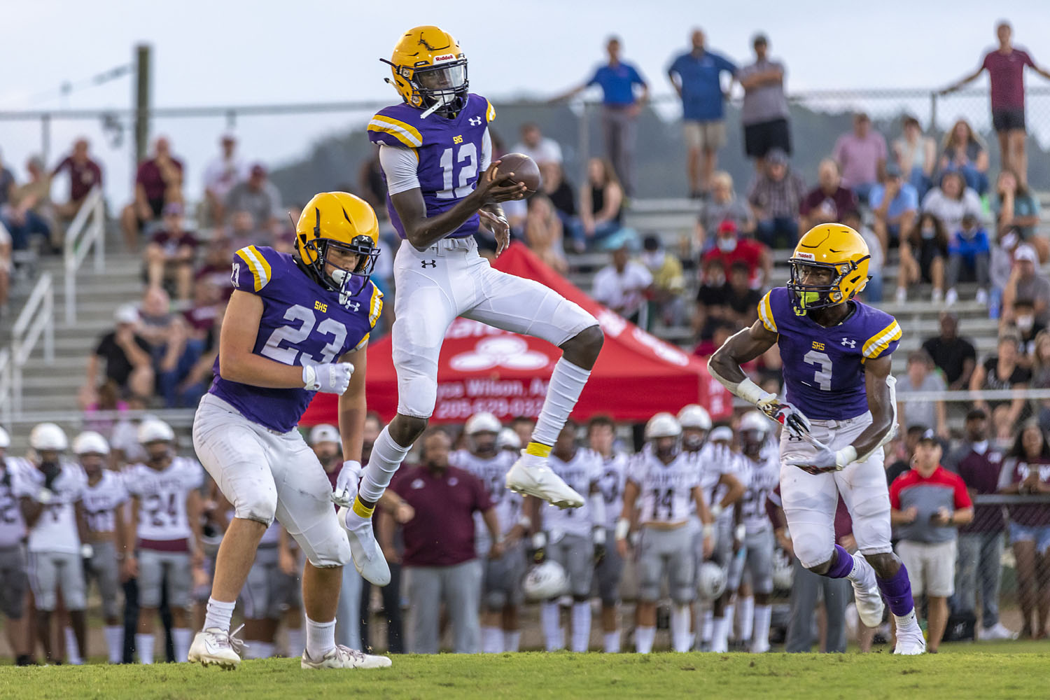 Springville wins to usher in Clements era