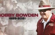 Birmingham native, former FSU coach Bobby Bowden dies at 91