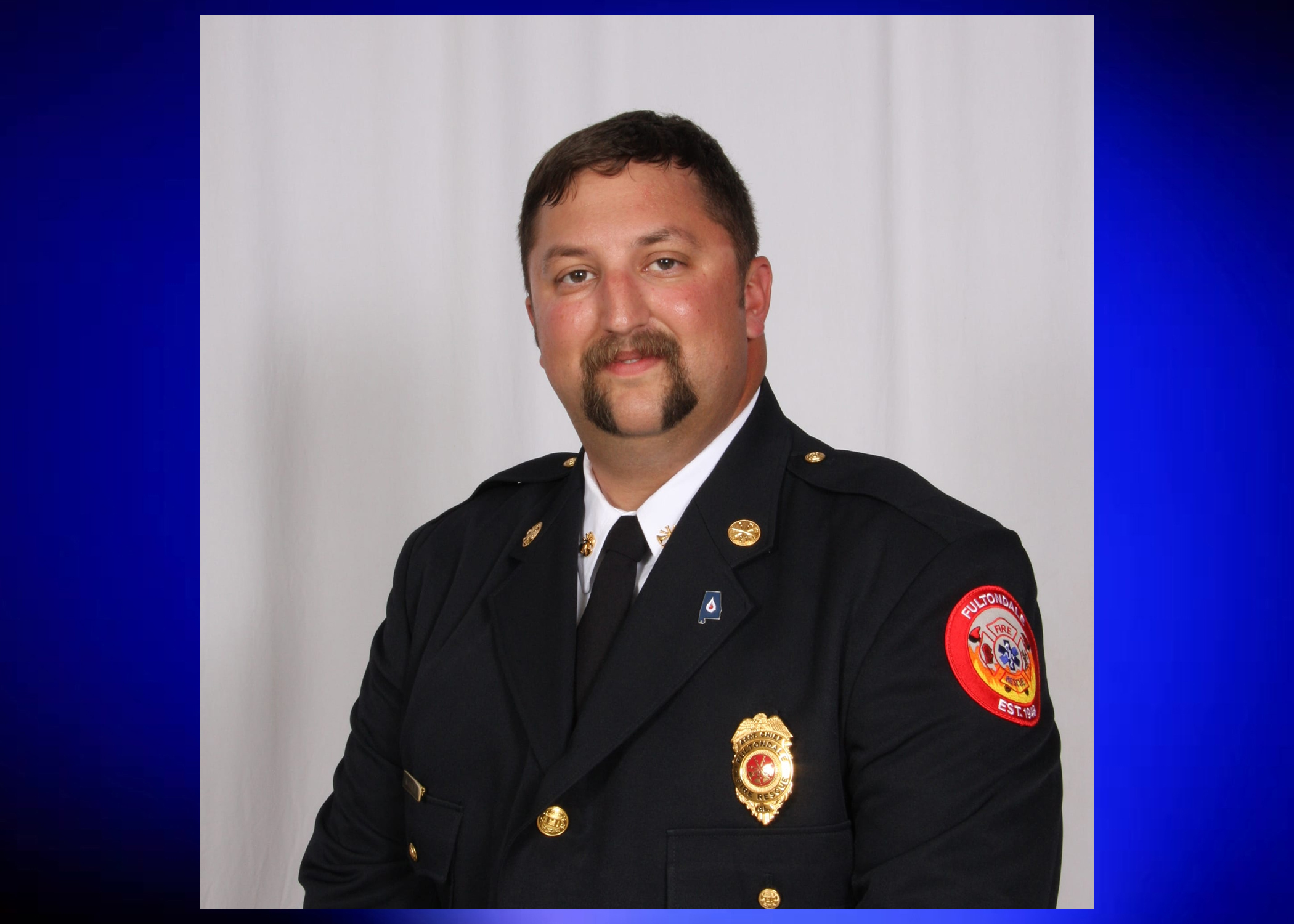 From Chief to Chef: Fultondale Fire Chief to appear on Food Network's cooking competition show