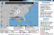 Gov. Kay Ivey issues State of Emergency ahead of Hurricane Ida