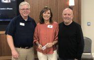 Trussville Rotary Daybreak Club donates $1,000 to Will Bright Foundation