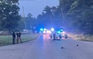 Man hit and killed while sitting in the road on Queenstown near Trussville