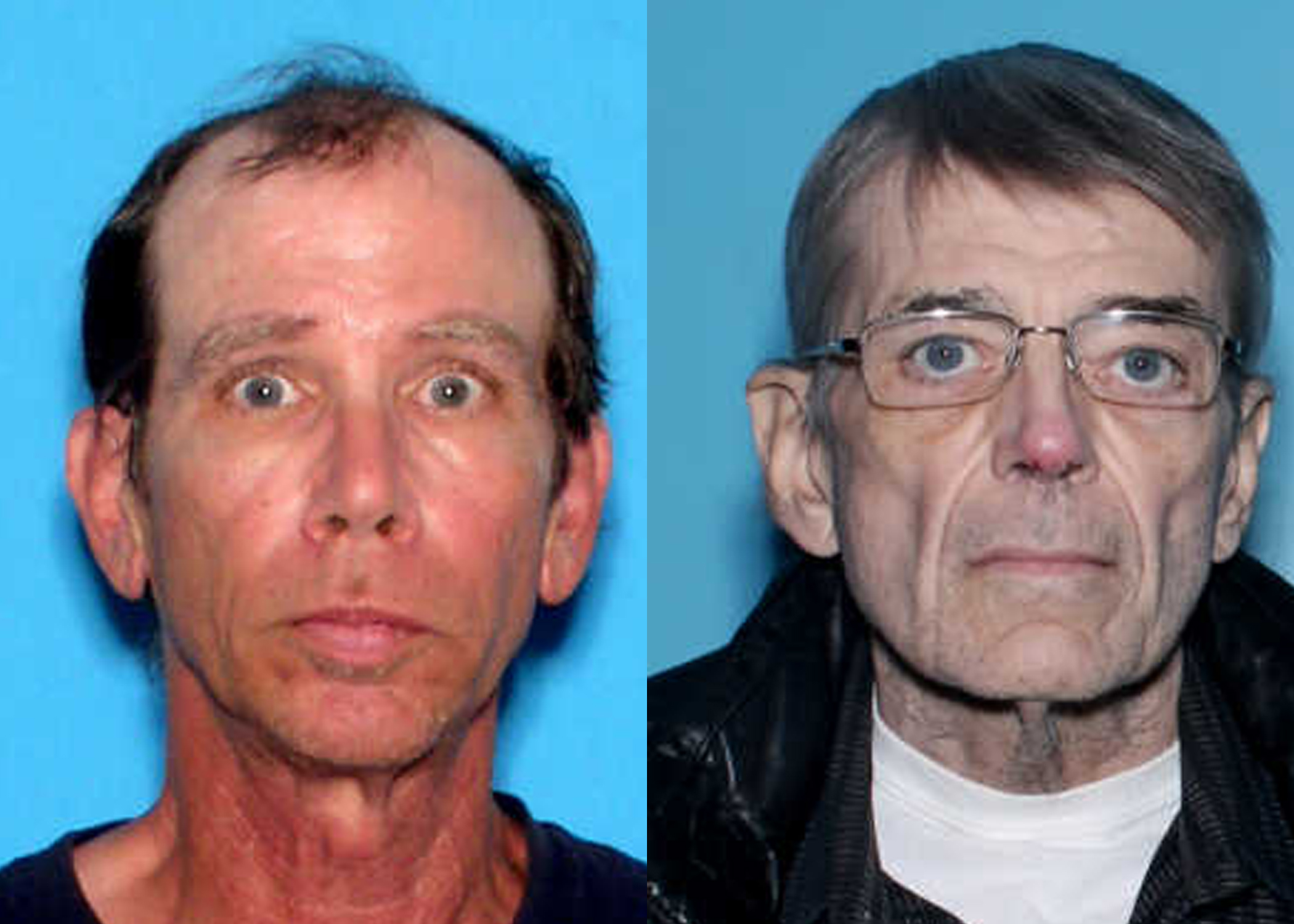 Jefferson County Coroner's Office asking for help locating families of two men