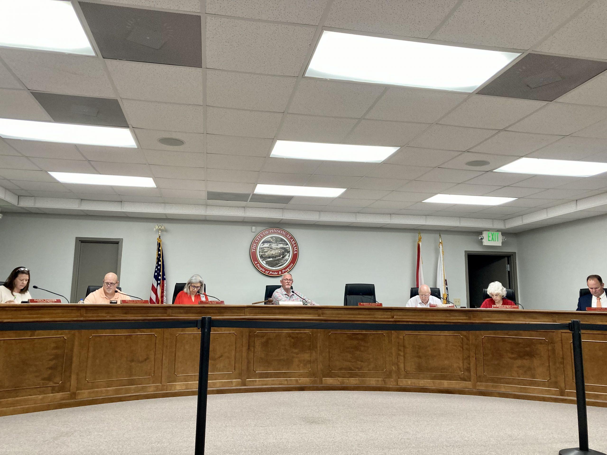 Pinson Council names Donald 'Hal' Ferris as city inspector