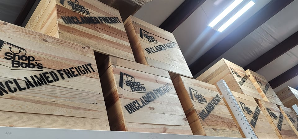 INSIDE LOOK: Shop Bob's Unclaimed Freight to celebrate opening Friday