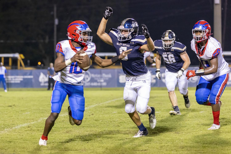 Center Point wallops Moody to take region win
