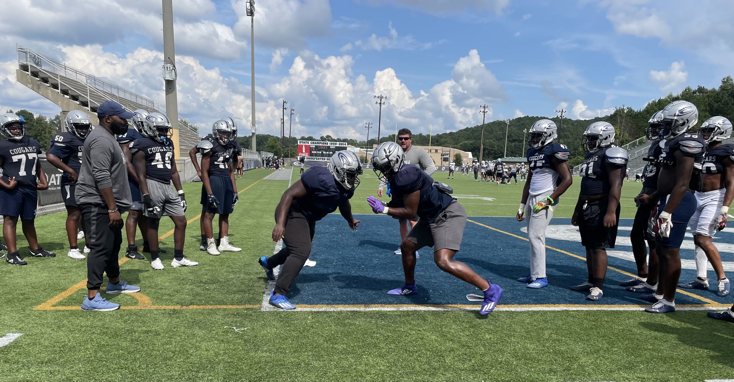 For Clay-Chalkville, Pinson Valley is next step forward