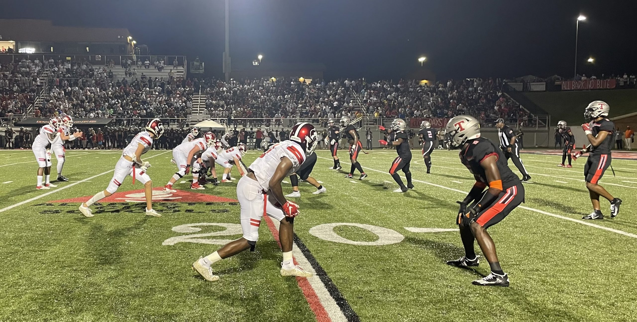 Top-ranked Thompson takes down Hewitt-Trussville in battle of unbeatens