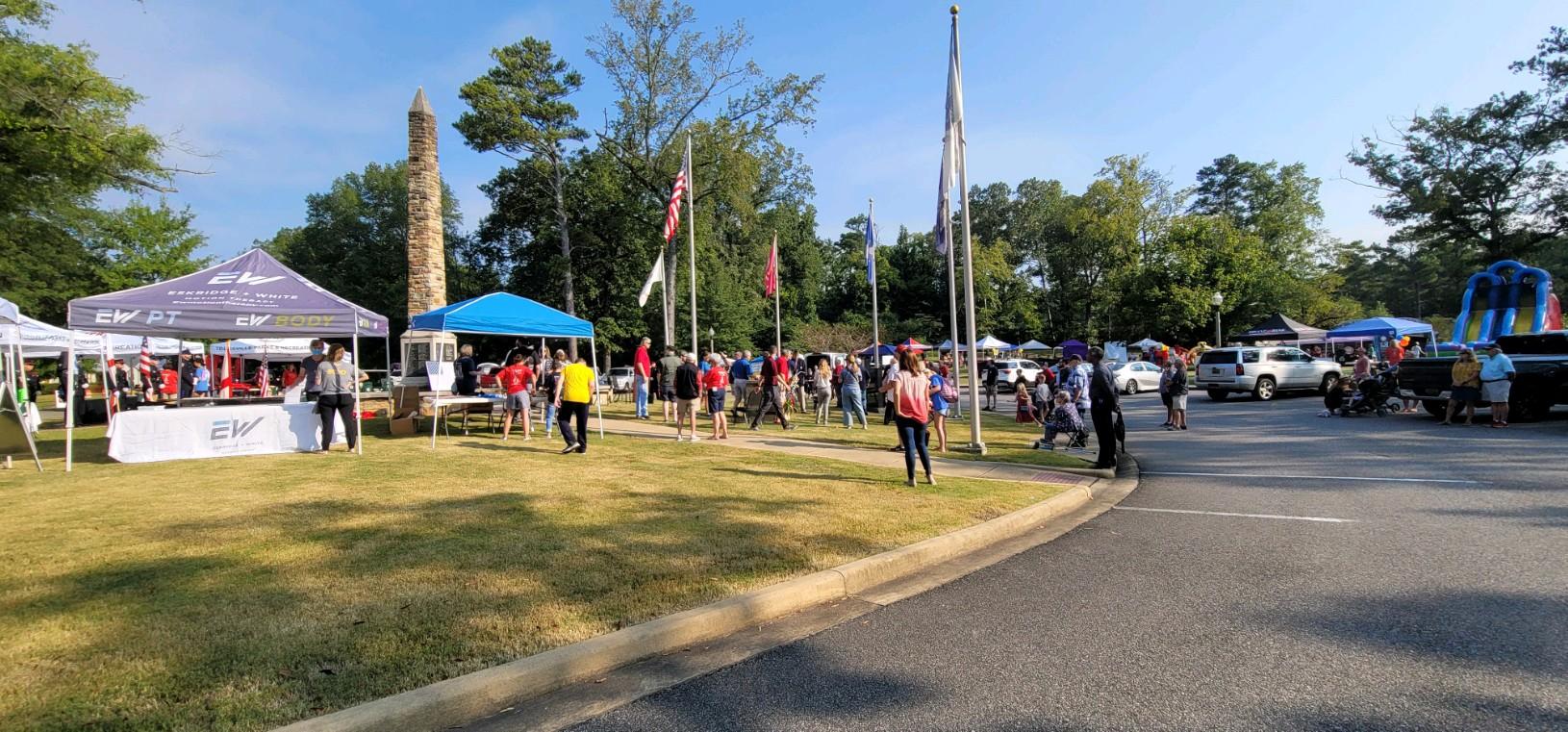 Trussville City Fest is
