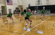 Leeds volleyball wins epic third match to beat Lincoln 3-0