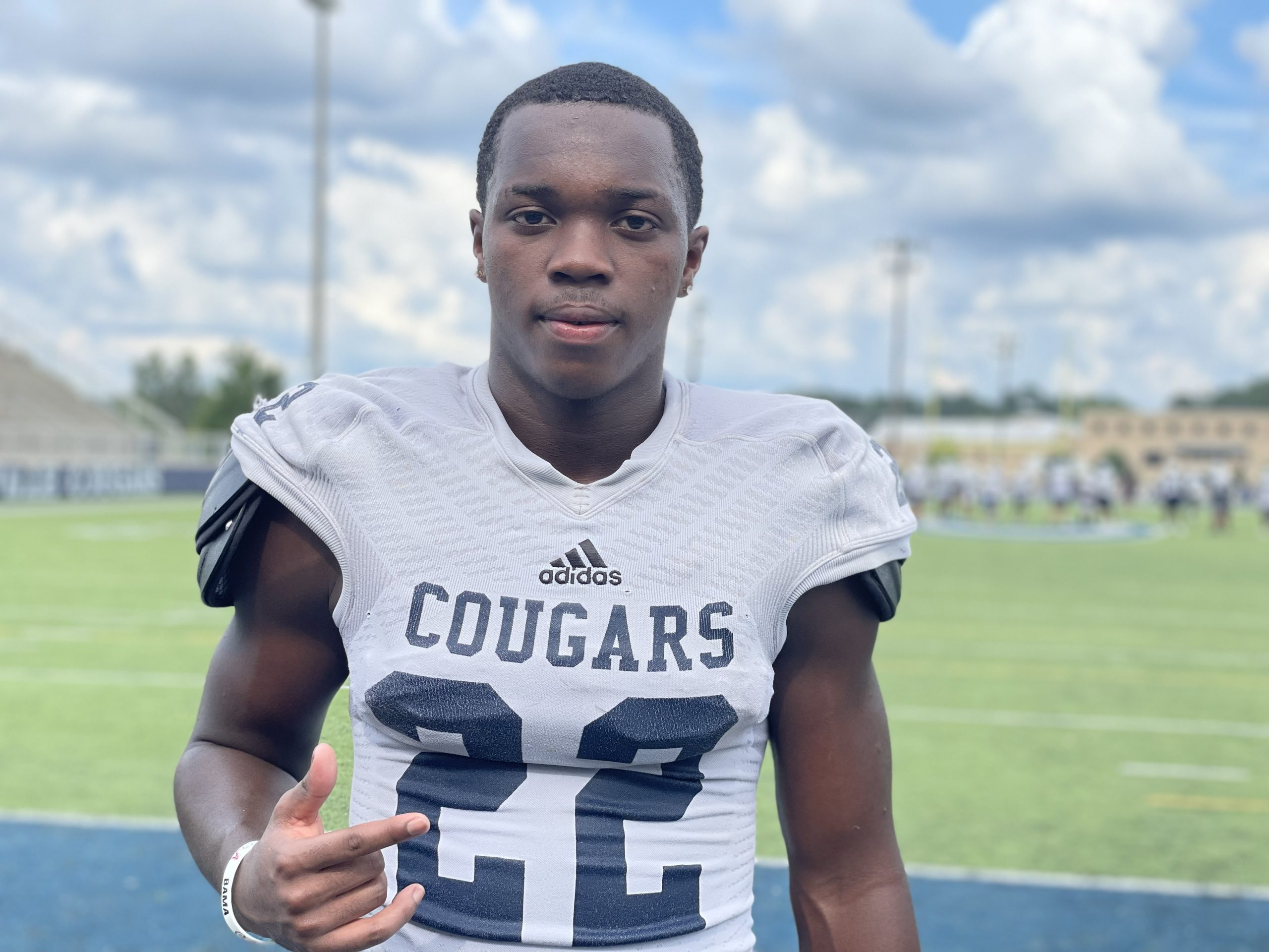 Clay-Chalkville's Osley making an impact for Cougars