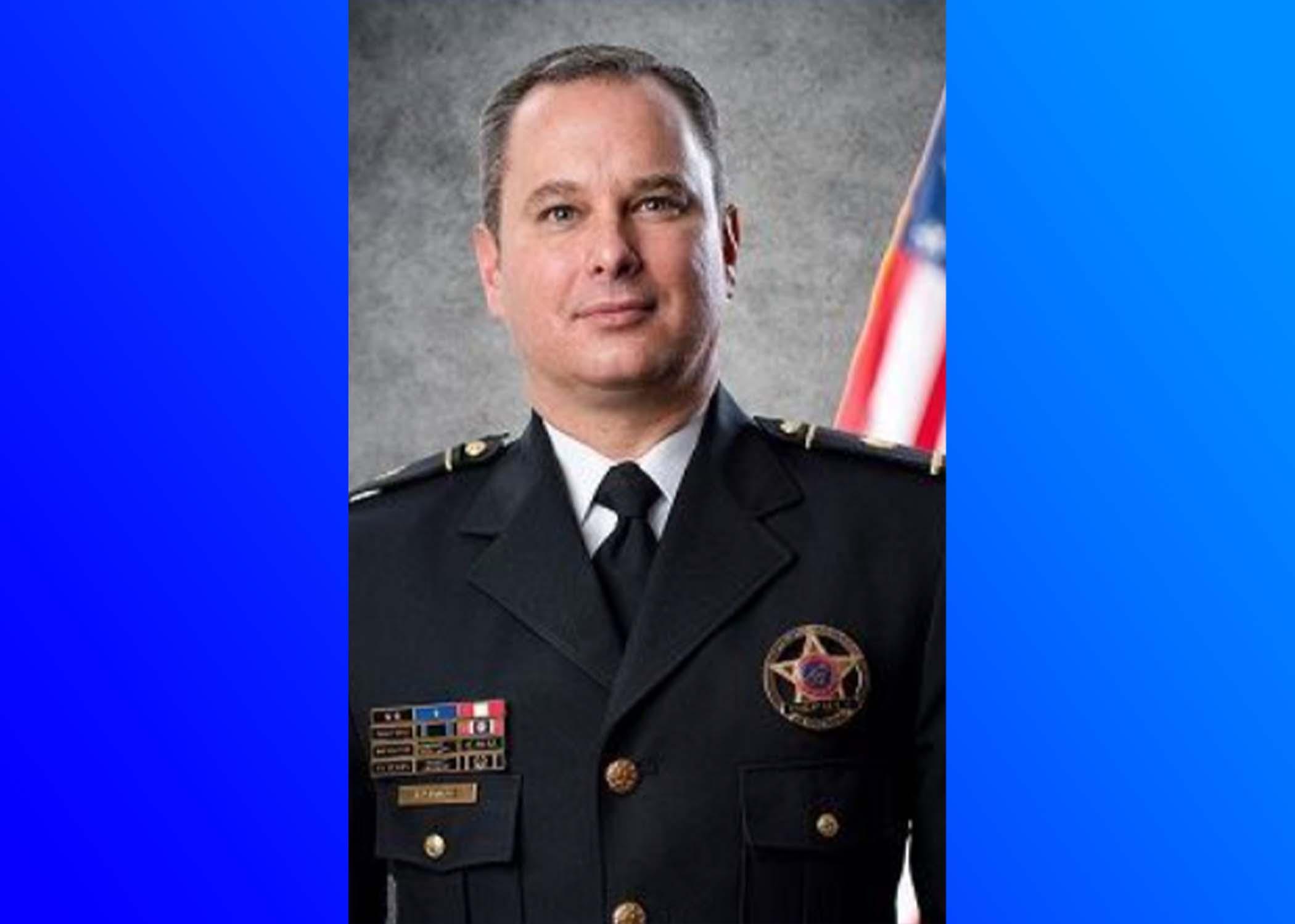 Shelby County major graduates DEA Drug Unit Commander Academy