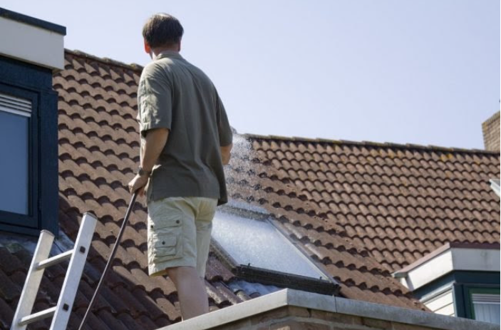 Home services: How to find a roof leak
