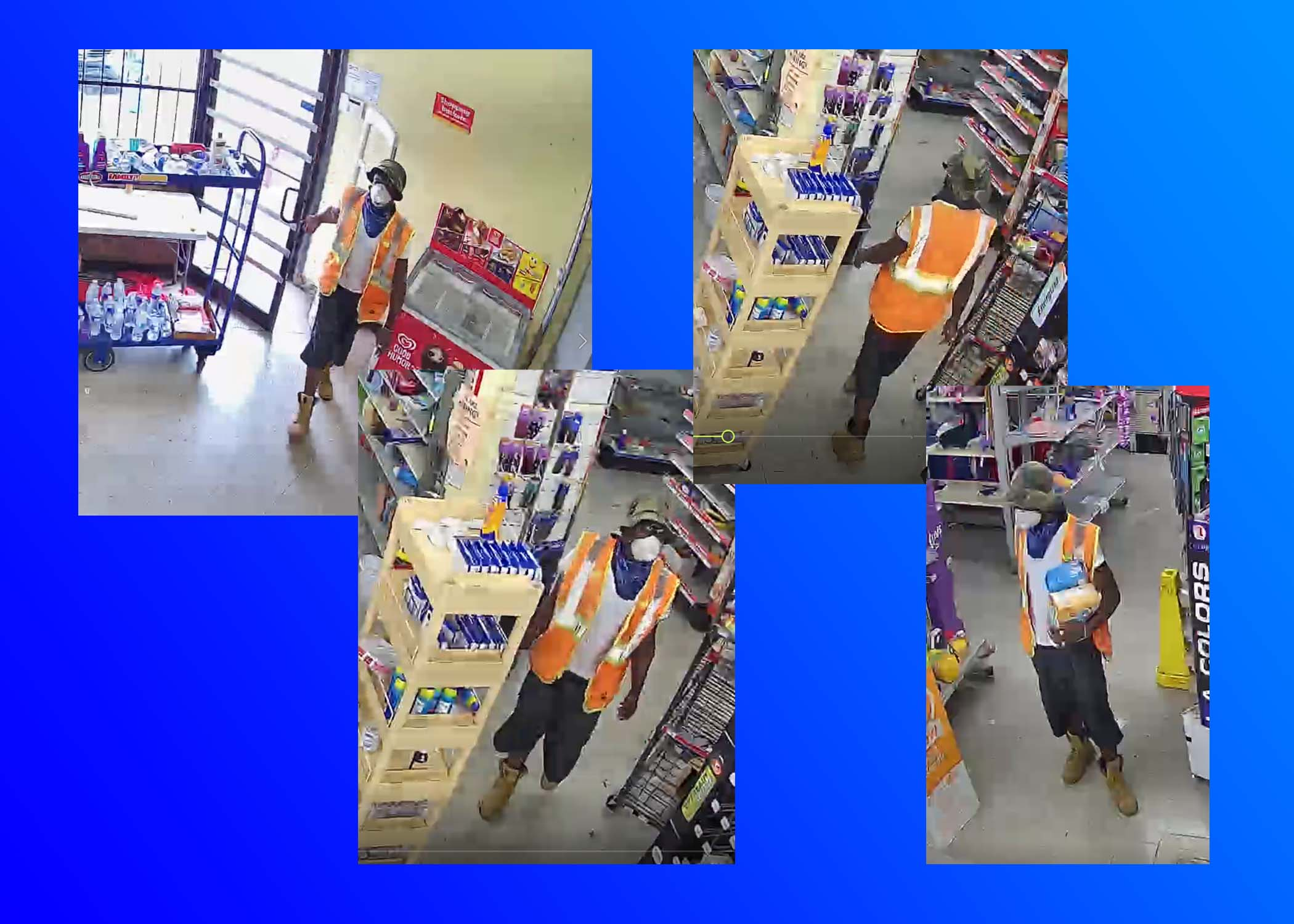 Birmingham detectives need help identifying man in connection with a robbery