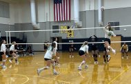 Volleyball teams stopped in round 1 of regionals