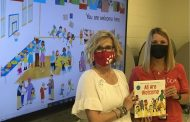 Magnolia Elementary creatively welcomes new students