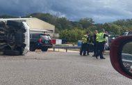 UPDATE: One injured in Trussville crash