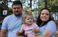 Adelynn's Army moves into action to raise awareness for rare disease